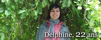Delphine, 22 ans | AVEP - Victimes