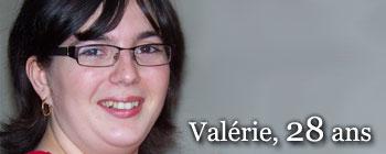 Valérie, 28 ans | AVEP - Victimes