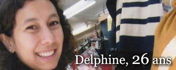 Delphine, 26 ans | AVEP - Victimes