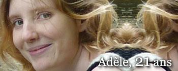 Adèle, 21 ans | AVEP - Victimes